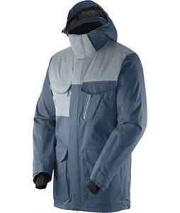 Salomon Sashay 2L Jacket Bleu Gris/Shadow Grey