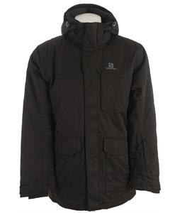 Salomon Sashay Ski Jacket Black