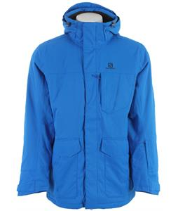 Salomon Sashay Ski Jacket Union Blue