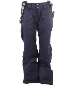 Salomon Sashay Ski Pants Big Blue-X