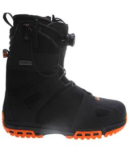 Salomon Savage BOA Str8Jkt Snowboard Boots Black