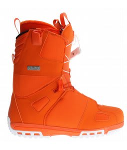 Salomon Savage Snowboard Boots X Orange/X Orange/White