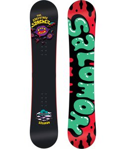Salomon Salvatore Sanchez Wide Snowboard Black 153