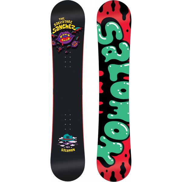 Salomon Salvatore Sanchez Wide Snowboard