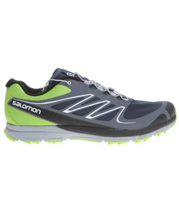 Salomon Sense Mantra 2 Shoes Granny Green/Grey Denim/Deep Blue