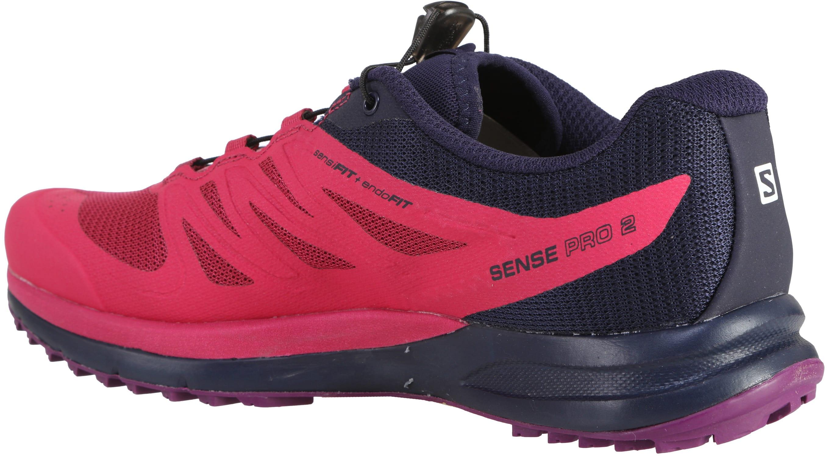 on sale salomon sense pro 2 shoes womens up to 40 off. Black Bedroom Furniture Sets. Home Design Ideas