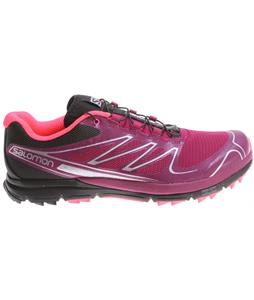 Salomon Sense Pro Shoes Mystic Purple/Black/Fluo Pink
