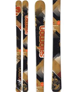 Salomon Sentinel Skis Brown/Black/Red