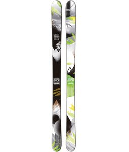 Salomon Shogun 100 Skis Green/Black/White
