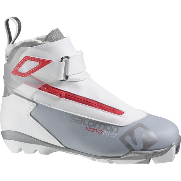 Salomon Siam 7 Pilot CF XC Ski Boots