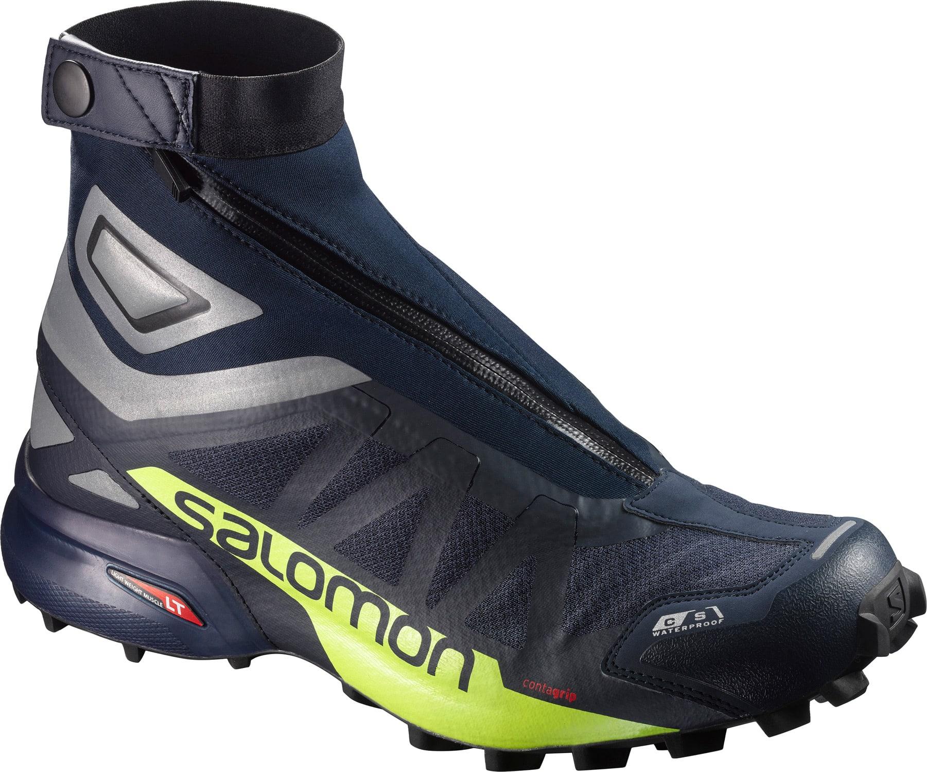 Salomon Womens Winter Running Shoes
