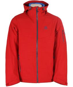 Salomon Snowtrip Premium 3:1 Ski Jacket Victory Red/Union Blue