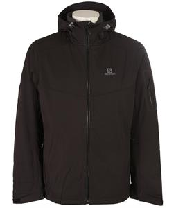 Salomon Snowtrip Premium 3:1 Ski Jacket Black/Black