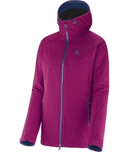 Salomon Snowtrip Premium 3:1 Softshell Mystic Purple/Mystic Purple