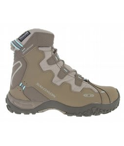 Salomon Snowtrip TS Casual Boots Thyme/Marjorum/Aqua