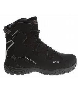 Salomon Snowtrip WP Boots Black/Black/Black