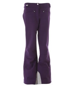 Salomon Snowtrip II Ski Pants Eggplant