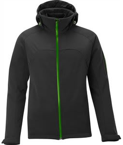 Salomon Snowtrip 3:1 III Ski Jacket Black/Light Green X