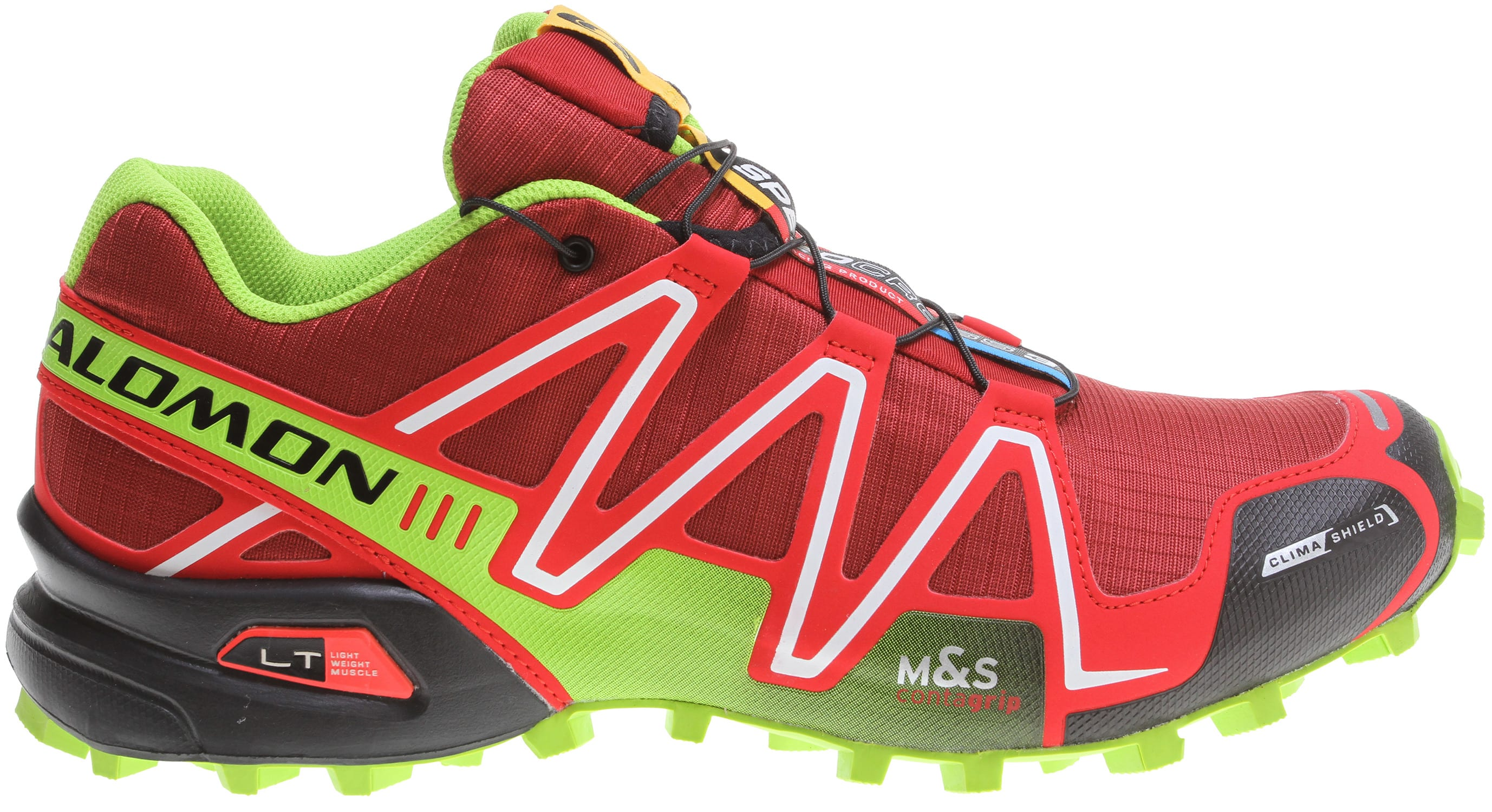 On Sale Salomon Speedcross 3 CS Shoes up to 50% off