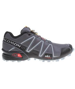 Salomon Speedcross 3 Shoes Dark Cloud/Black/Light Onix
