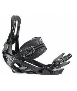 Salomon Spell Snowboard Bindings Black