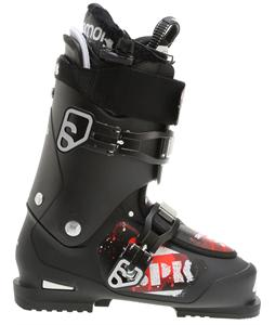 Salomon SPK 100 Ski Boots Black
