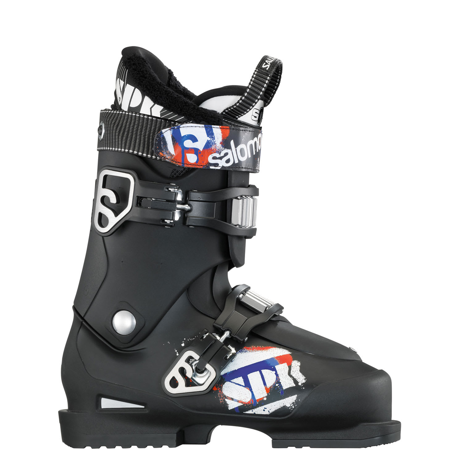 Shop for Salomon Spk 75 Ski Boots Black - Men's