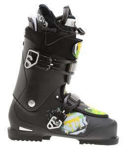 Salomon SPK 85 Ski Boots Black