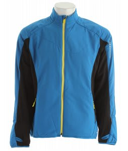 Salomon Super Fast II Jacket Vibrant Blue/Black