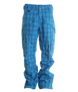 Salomon Supernatural Snow Pants E Blue