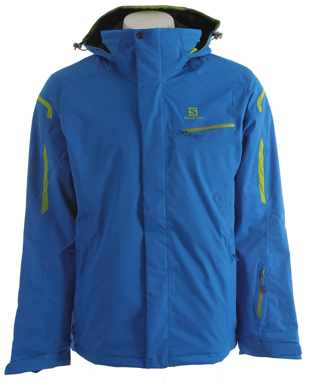 On Sale Salomon Supernova Ski Jacket Up To 55 Off
