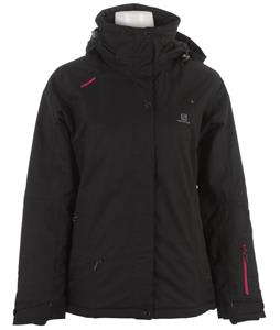 Salomon Supernova Ski Jacket Black