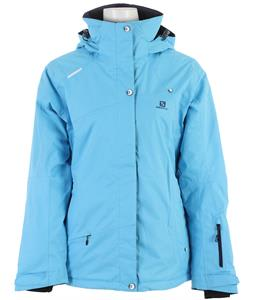 Salomon Supernova Ski Jacket Score Blue