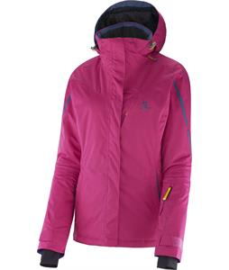 Salomon Supernova Jacket Daisy Pink
