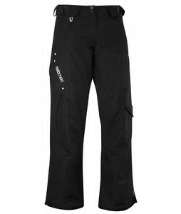 Salomon Superstition Ski Pants Black