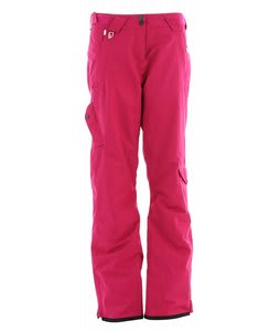 Salomon Superstition Ski Pants Fancy Pink