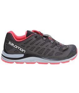 Salomon Synapse Hiking Shoes Asphalt/Autobahn/Papaya