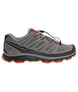 Salomon Synapse Hiking Shoes Swamp/Dark Titanium/Spring Orange
