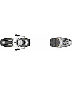 Salomon T5 Ski Bindings White