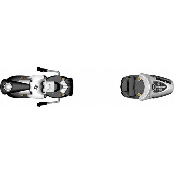 Salomon T5 Ski Bindings