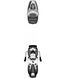 Salomon T5 Ski Bindings White J85