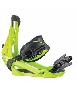 Salomon Tactic Snowboard Bindings Yellow