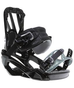 Salomon Tactic Snowboard Bindings Black