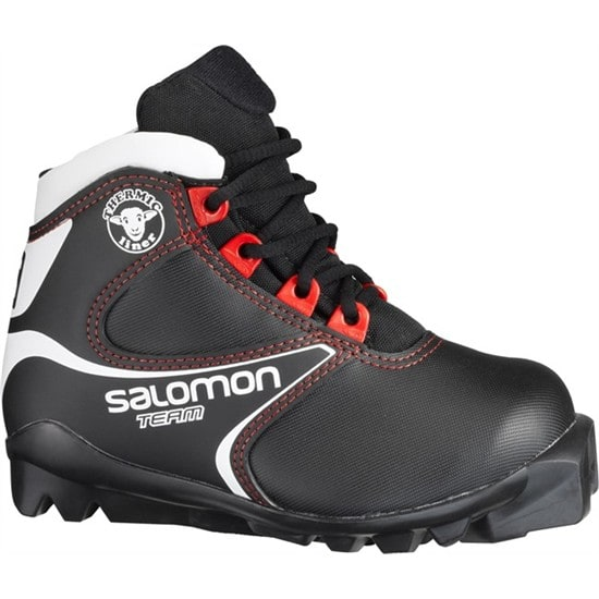 Salomon Team Cross Country Ski Boots Kids Youth 2019