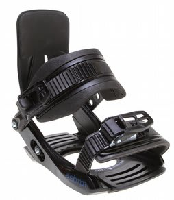 Salomon Team Snowboard Bindings Black