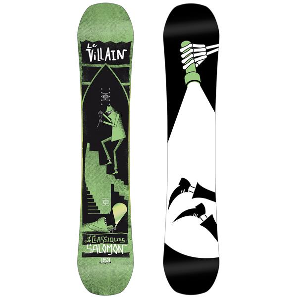 Salomon The Villain Classicks Snowboard