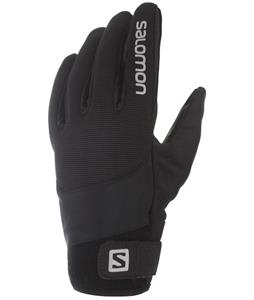 Salomon Thermo Gloves Black
