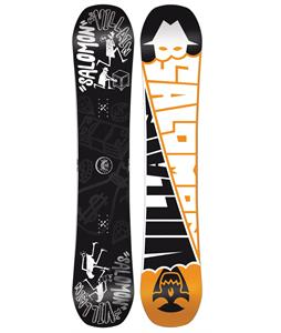 Salomon The Villain Wide Snowboard 158