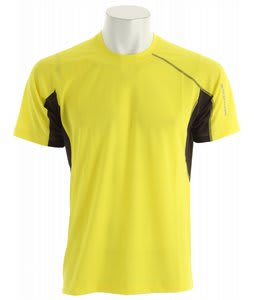 Salomon Trail IV T-Shirt Corony/Corony/Asphalt