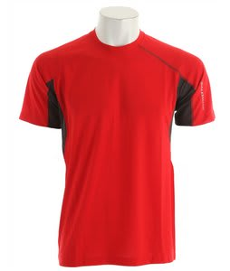 Salomon Trail IV T-Shirt Matador-X/Matador/Asphalt
